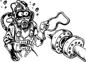 Подводнотехнические (водолазные) работы